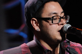 Andrew Garcia on American Idol