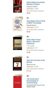 #46 in Kindle --Humor and Entertainment- Movies and Video