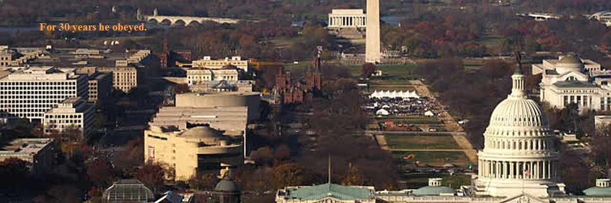 National Mall 2 30 years