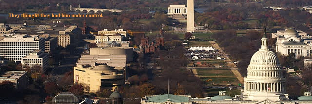 National Mall 2 Under control